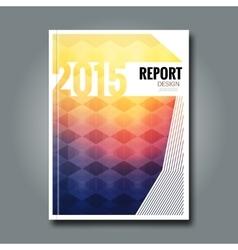 Business design template cover brochure book vector