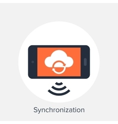 Synchronization vector image