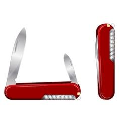 Swiss army knife vector