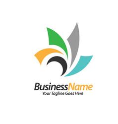 Consulting logo concept vector