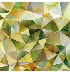 Color Triangle Abstract Background Pattern vector image vector image