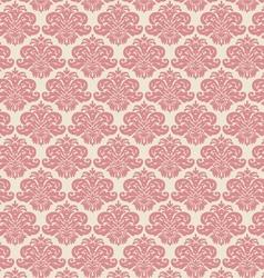Rose damask vector