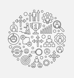 career opportunities vector image vector image