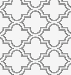 Perforated horizontal marakech vector