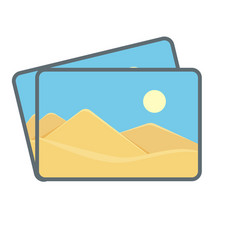 Image images photo photography picture stack icon vector