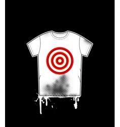 Shirt template vector