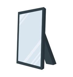 Frame icon mirror design graphic vector