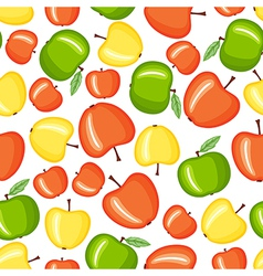 apple color vector image vector image