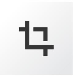 Capture icon symbol premium quality isolated vector