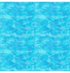 Seamless texture of water vector image