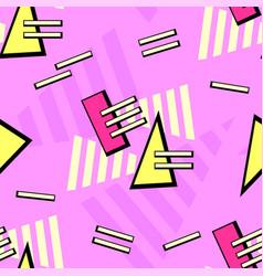 neon pop background vector image