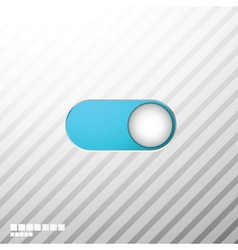 Web slider vector