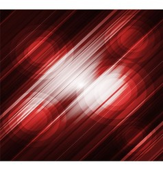 Straight lines abstract red background vector