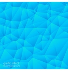 Abstract blue pattern on a light background vector