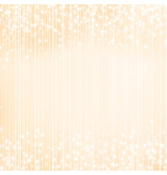 Yellow holiday background vector