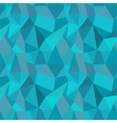 Seamless geometric polygonal pattern background vector