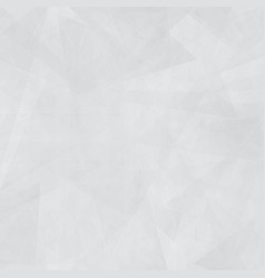 popular modern white abstract background vector image vector image