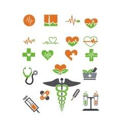 Health logo vector