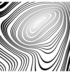 Design whirl ellipse movement background vector