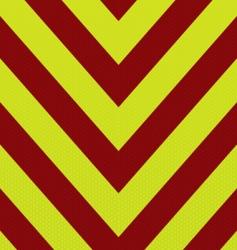 arrow ambulance stripe vector image