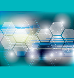 Abstract background technology vector