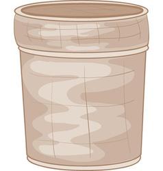Braided Box vector image