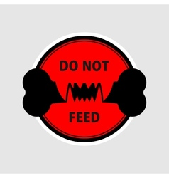 Do not feed vector