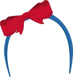 Headband vector