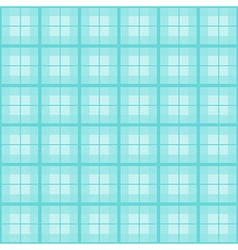 Mint tartan background vector