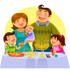 Hannukah fam2 small vector