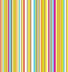 candy stripe retro vector image vector image
