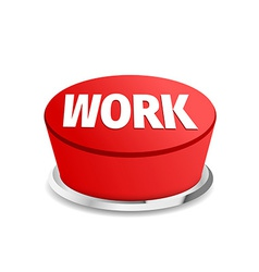 Time to work button sign template vector