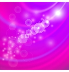 Abstract light pink wave background vector