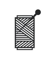 Tailor shop design vector