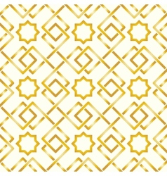 Arabic pattern vector