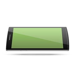 Smartphones mockup vector