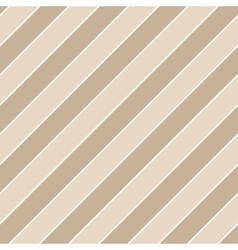 Simple seamless striped pattern background vector image