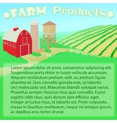 Agriculture concept vector