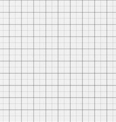 Gray grid paper vector