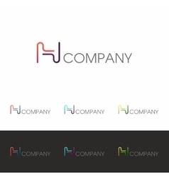 ompany logo template vector image