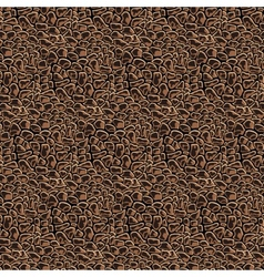 Seamless eather texture background vector