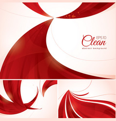 Clean abstract background vector