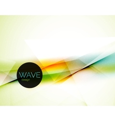 Blur abstract background vector