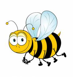 Just bee vector