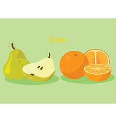 fruits2 vector image