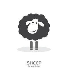 Sheep design vector
