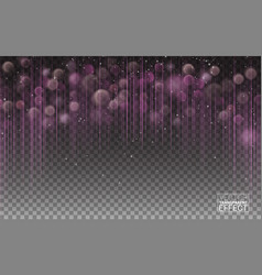 Light falling speed laser technology line vector