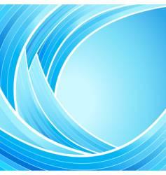 spiraling background vector image vector image