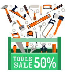 Sale repair tools vector