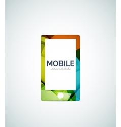 Smartphone logo vector